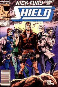 Nick Fury, Agent of S.H.I.E.L.D. #1 (1989)