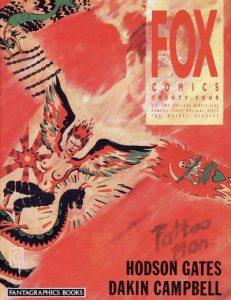 Fox Comics #24 (1989)