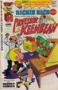 Richie Rich and [...] #8 (1989)