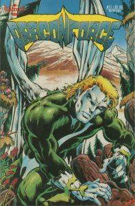 Dragonforce #11 (1989)