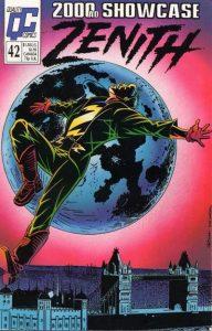 2000 A. D. Showcase #42 (1989)
