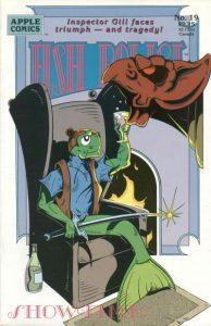 Fish Police #19 (1989)