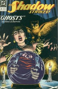 The Shadow Strikes! #3 (1989)