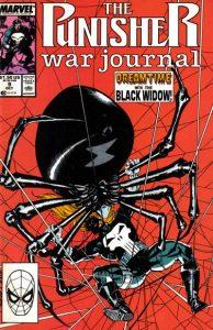 The Punisher War Journal #9 (1989)
