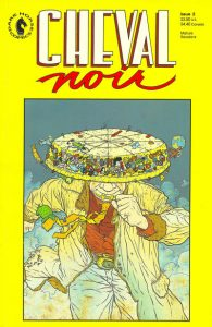 Cheval Noir #2 (1989)