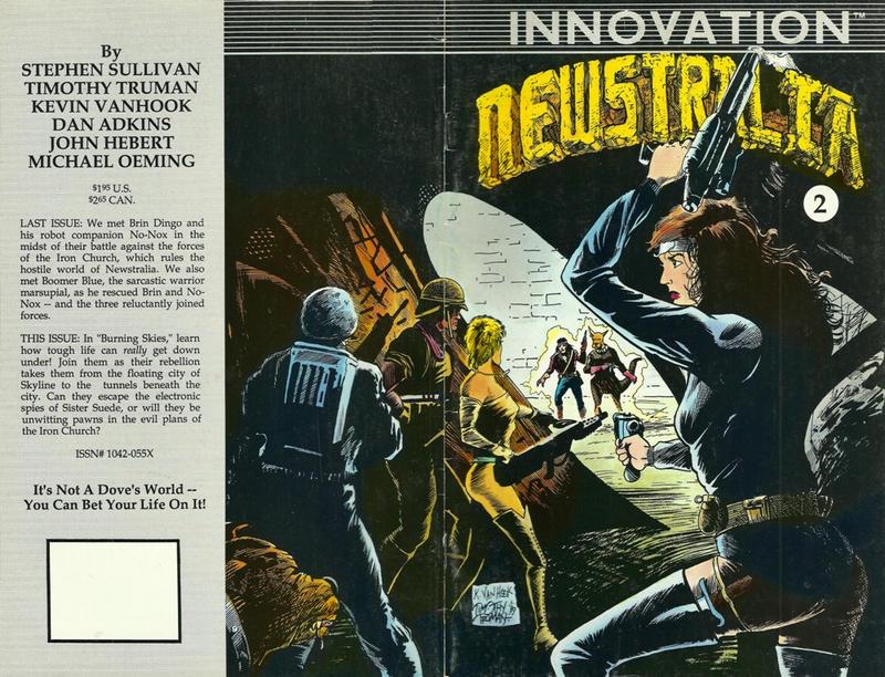 Newstralia #2 (1989)