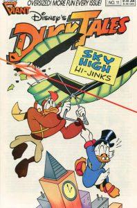 Disney's DuckTales #11 (1989)
