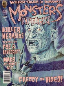 Monsters Attack #2 (1989)