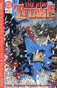 The New Titans #61 (1989)