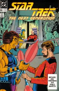 Star Trek: The Next Generation #2 (1989)