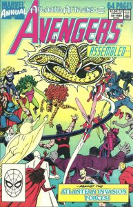 Avengers Annual #18 (1989)
