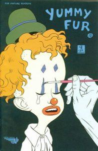 Yummy Fur #18 (1989)