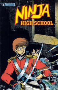 Ninja High School #15 (1989)