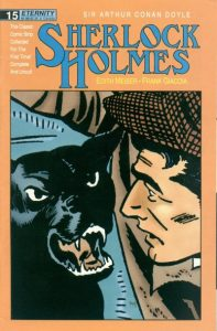 Sherlock Holmes #15 (1989)