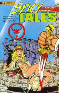 Spicy Tales #12 (1989)