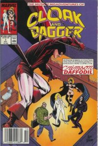 The Mutant Misadventures of Cloak and Dagger #7 (1989)