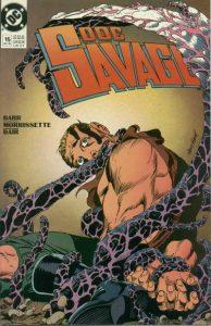 Doc Savage #15 (1989)
