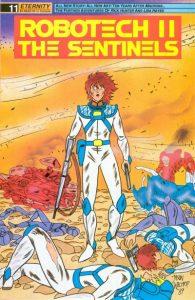 Robotech II: The Sentinels #11 (1989)