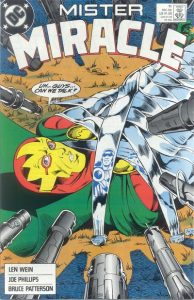 Mister Miracle #11 (1989)