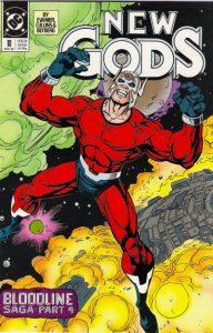 New Gods #10 (1989)