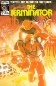 The Terminator #13 (1989)
