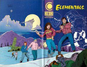 Elementals #8 (1989)