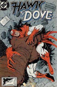 Hawk and Dove #7 (1989)