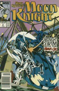 Marc Spector: Moon Knight #5 (1989)