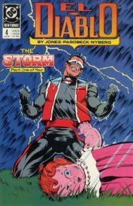El Diablo #4 (1989)