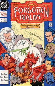 Forgotten Realms #5 (1989)