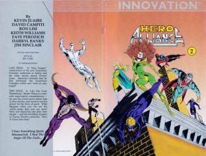 Hero Alliance #2 (1989)