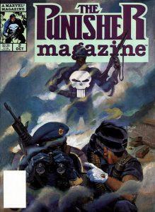 The Punisher Magazine #2 (1989)