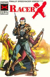 Racer X #2 (1989)