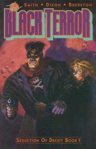 The Black Terror #1 (1989)