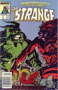 Doctor Strange, Sorcerer Supreme #8 (1989)