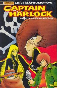 Captain Harlock #1 (1989)