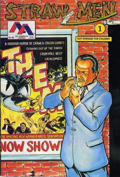 Straw Men #1 (1989)
