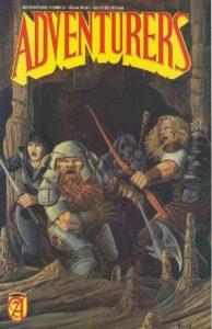 Adventurers Book III #1 (1989)