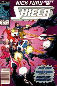 Nick Fury, Agent of S.H.I.E.L.D. #2 (1989)