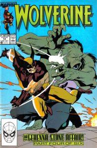 Wolverine #14 (1989)
