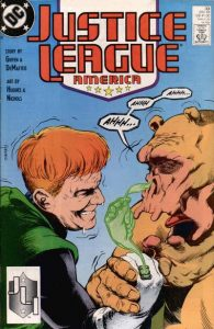 Justice League America #33 (1989)