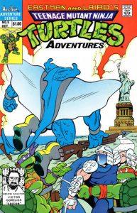 Teenage Mutant Ninja Turtles Adventures #5 (1989)