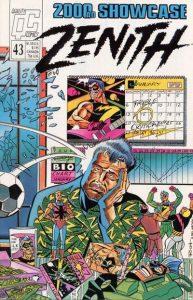 2000 A. D. Showcase #43 (1989)
