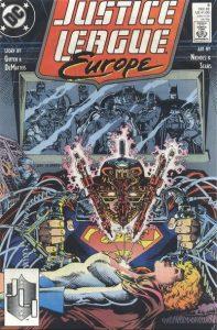 Justice League Europe #9 (1989)