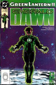 Green Lantern: Emerald Dawn #1 (1989)