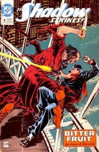 The Shadow Strikes! #4 (1989)