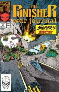 The Punisher War Journal #10 (1989)