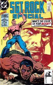 Sgt. Rock Special #6 (1989)