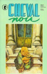 Cheval Noir #3 (1989)