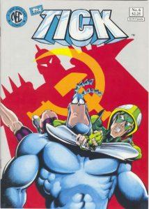 The Tick #6 (1989)
